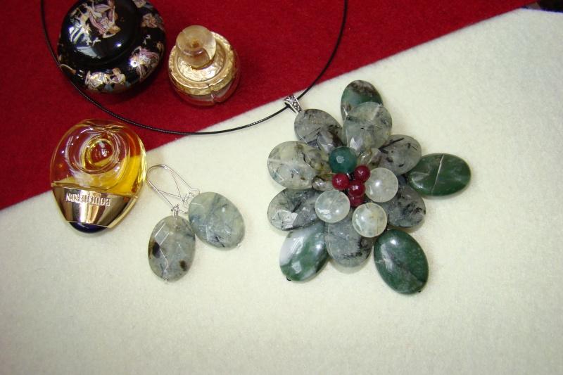 """""""Flori de piatră-Bijoux"""" albumul I-bijuterii artizanale marca Didina Sava - Pagina 6 Colie179"""