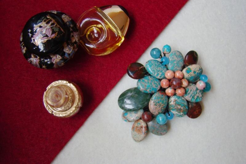 """""""Flori de piatră-Bijoux"""" albumul I-bijuterii artizanale marca Didina Sava - Pagina 6 Colie188"""