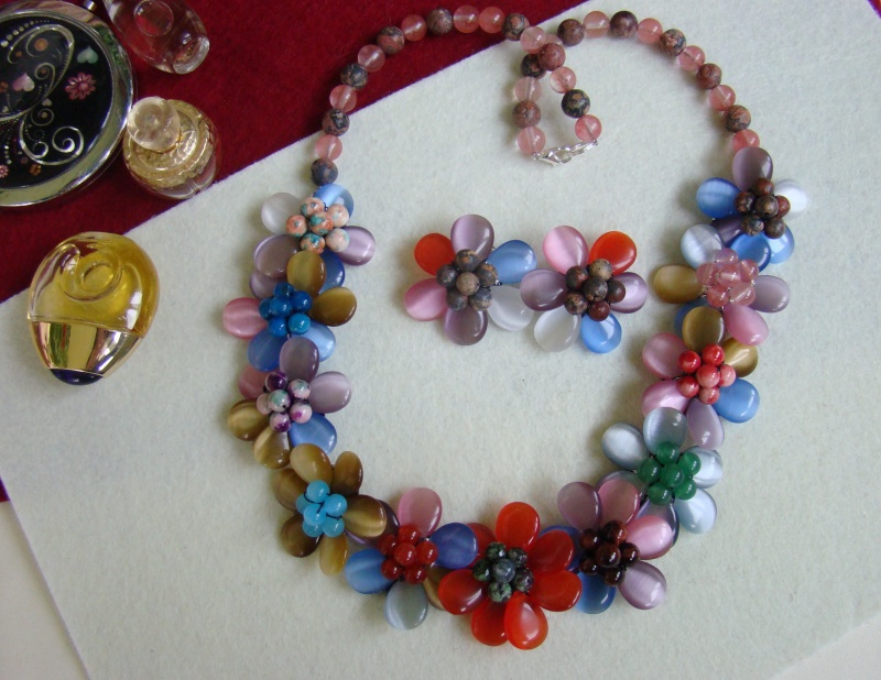 """""""Flori de piatră-Bijoux"""" albumul I-bijuterii artizanale marca Didina Sava - Pagina 7 Colier62"""