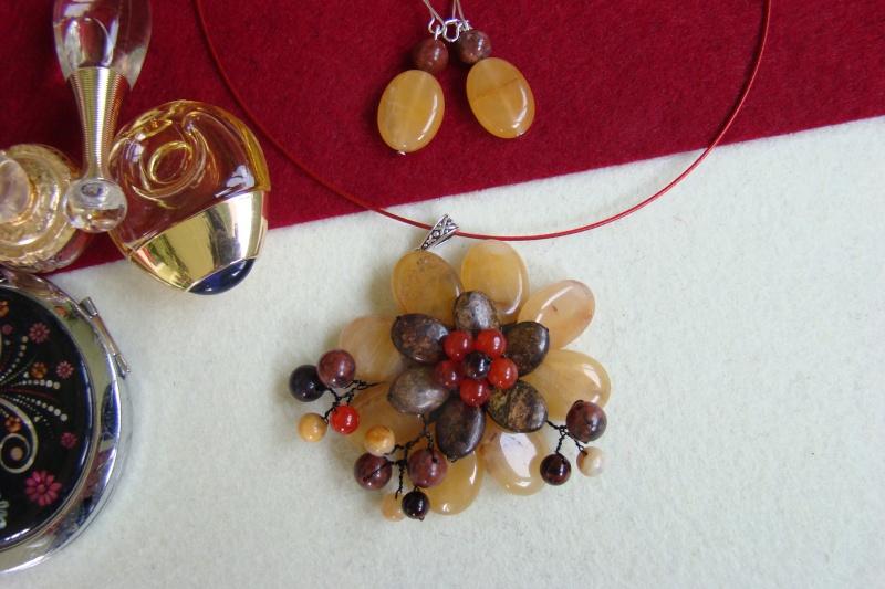 """""""Flori de piatră-Bijoux"""" albumul I-bijuterii artizanale marca Didina Sava - Pagina 7 Colier75"""