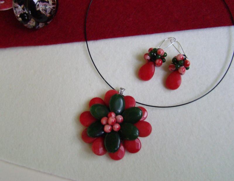 """""""Flori de piatră-Bijoux"""" albumul I-bijuterii artizanale marca Didina Sava - Pagina 7 Colier99"""