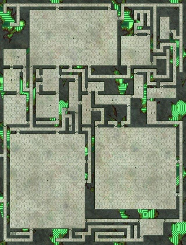 La cave désinfecté - Rank A+  Flood14