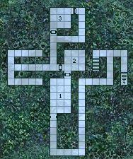 Donjon Cauchemars de la Pieuvre - Rank A Ip12