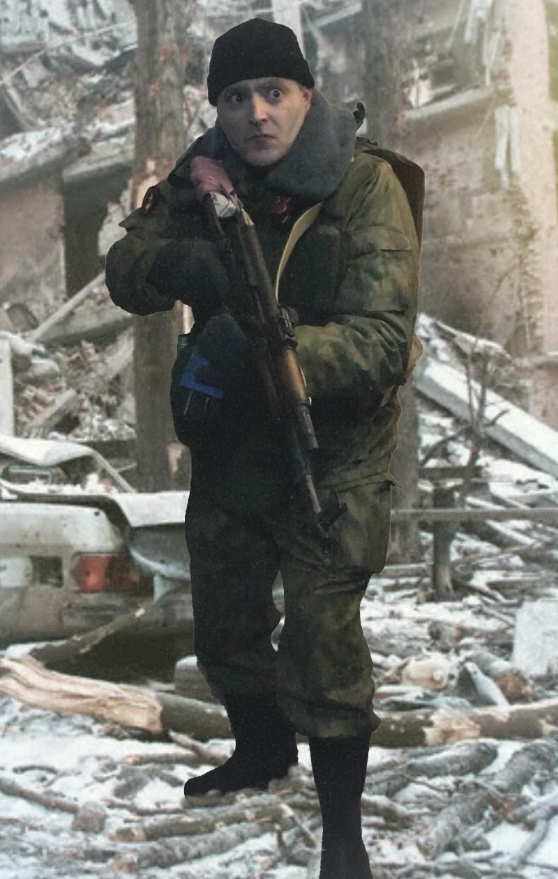 Morpeh, Grosny 1995 14476128
