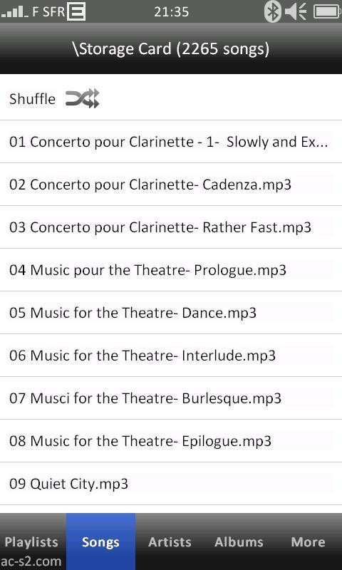[TWEAK] Sense bug du lecteur de musique Screen15