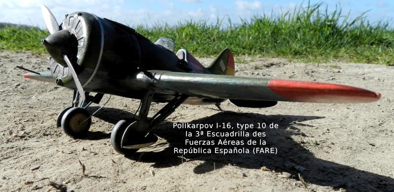 Polikarpov I-16 type 10, ICM 1/72 - Page 2 14510