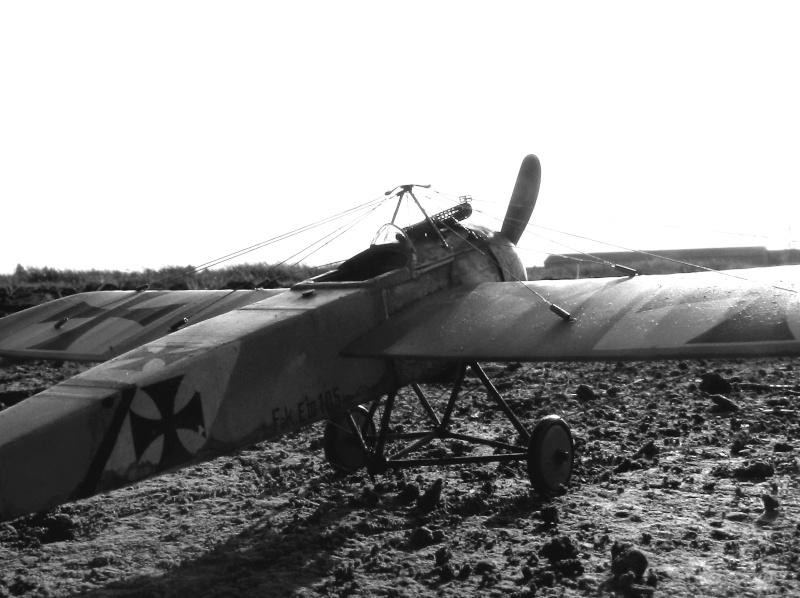 Fokker E.III Eindecker 105/15 - Ernst Udet - Fl. Abt. 68 / KEK Habsheim - Printemps 1916 A00310