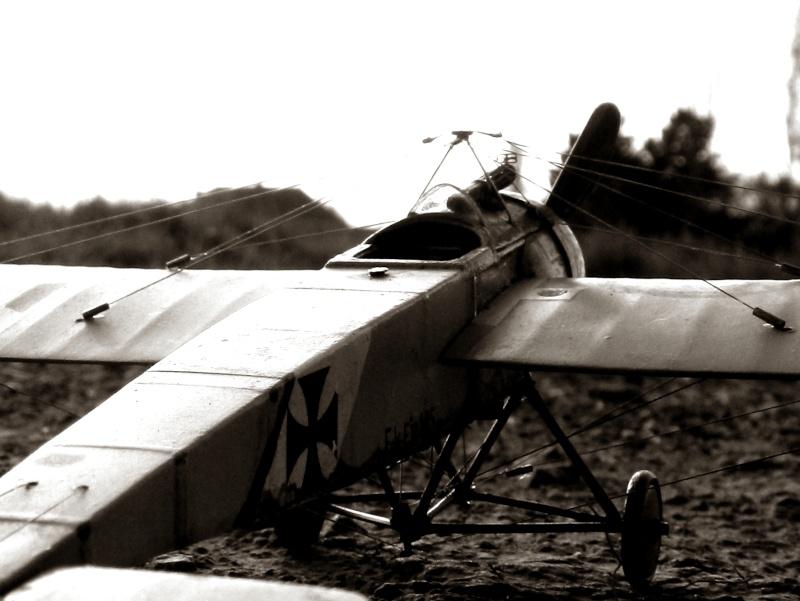 Fokker E.III Eindecker 105/15 - Ernst Udet - Fl. Abt. 68 / KEK Habsheim - Printemps 1916 A00410