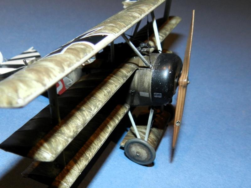 Fokker Dr.I 556/17 – Jasta 6 – Mars 1918 1/48 (+ dio) A00511