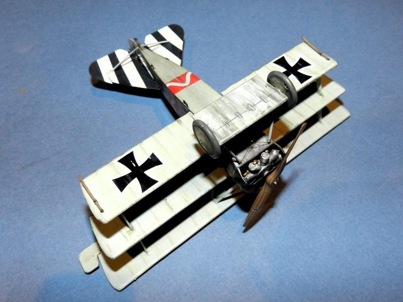 Fokker Dr.I 556/17 – Jasta 6 – Mars 1918 1/48 (+ dio) A00611