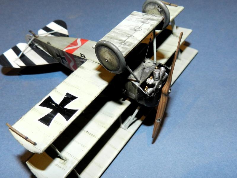 Fokker Dr.I 556/17 – Jasta 6 – Mars 1918 1/48 (+ dio) A00710