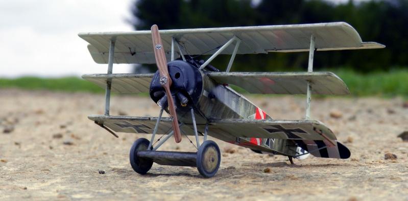 Fokker Dr.I 556/17 – Jasta 6 – Mars 1918 1/48 (+ dio) B00411
