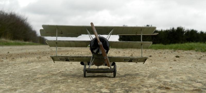 Fokker Dr.I 556/17 – Jasta 6 – Mars 1918 1/48 (+ dio) B00511