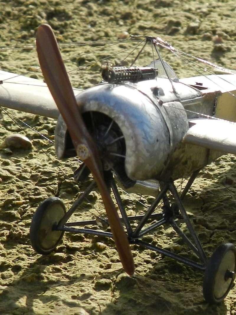 Fokker E.III Eindecker 105/15 - Ernst Udet - Fl. Abt. 68 / KEK Habsheim - Printemps 1916 C00410