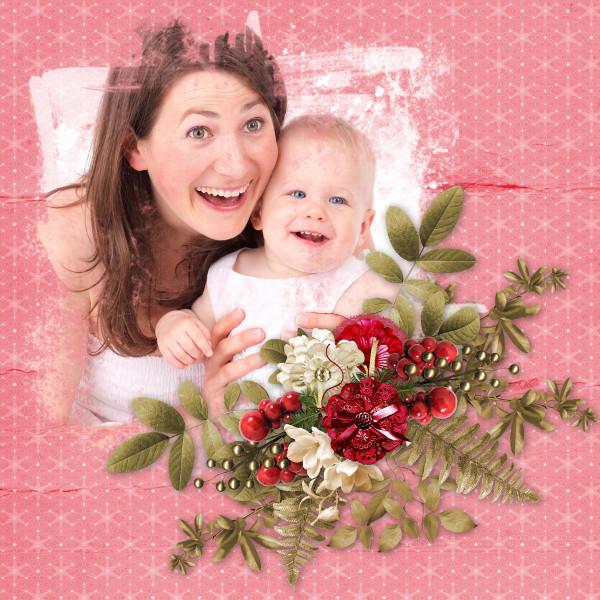 Sweet Christmas  - pour le 1er décembre Flomel10
