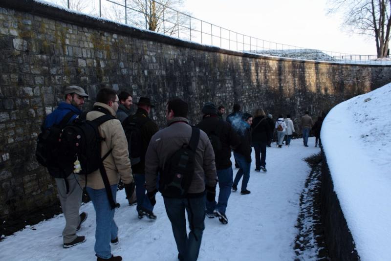 Grande sortie 2 ans beluxphoto - Namur - 31 janvier 2010 : Les photos d'ambiance Sortie10