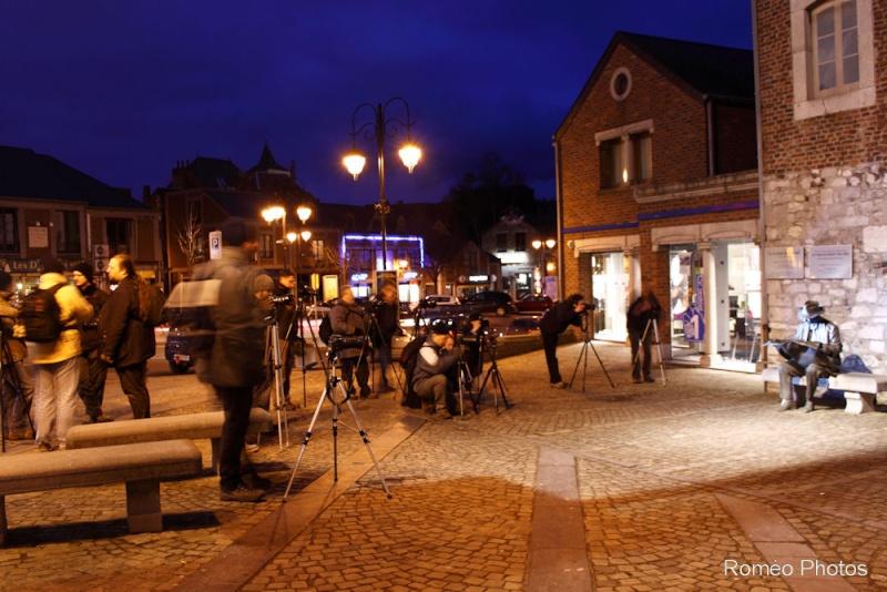 Atelier photos de nuit le 13 Mars à Huy : Les photos d'ambiances Sortie15