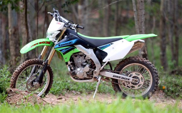 Kawasaki KLX450R 2011 99998211