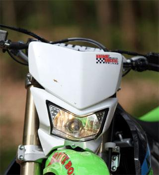 Kawasaki KLX450R 2011 99998213