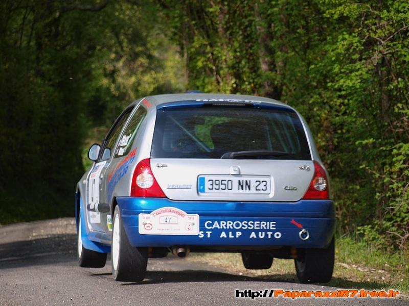 Rallye de la Guirlande - 24 et 25 Avril 2010 - Page 3 P1013313