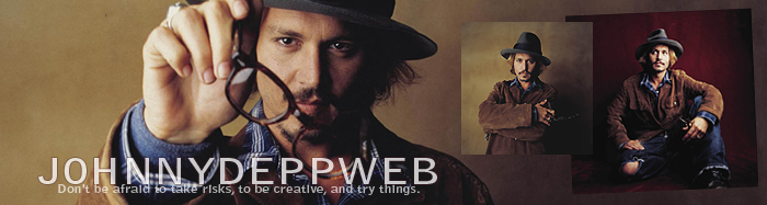 Johnny Depp Web