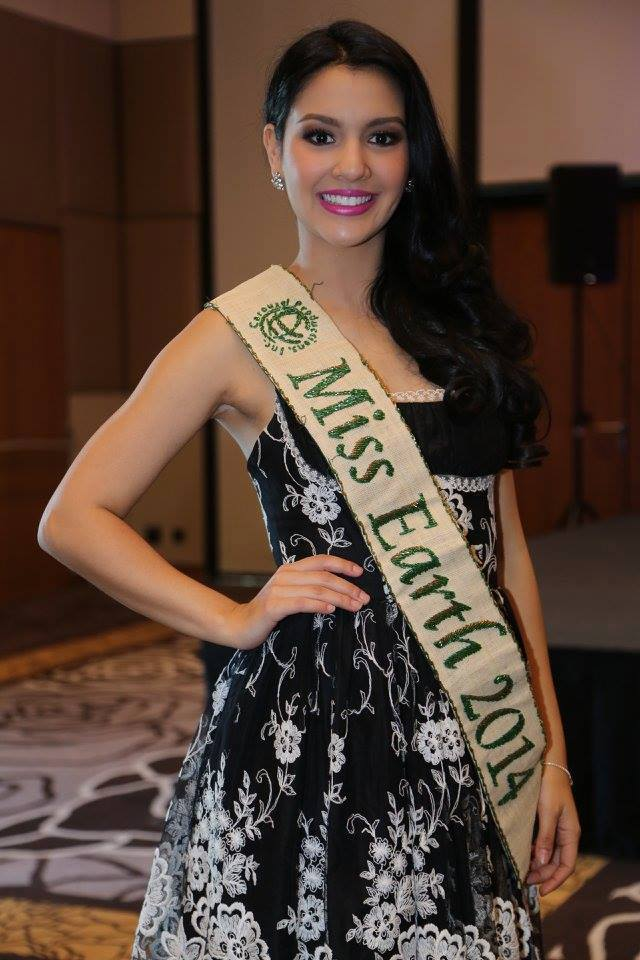 The Official Thread of MISS EARTH® 2014 Jamie Herrell, Philippines - Page 4 12249815