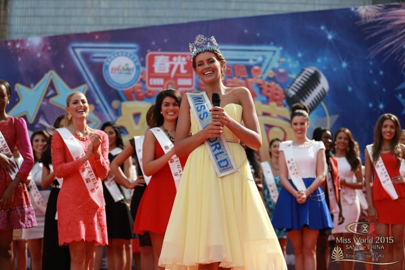 The Official Thread of Miss World 2014 ® Rolene Strauss- South Africa - Page 15 12308010