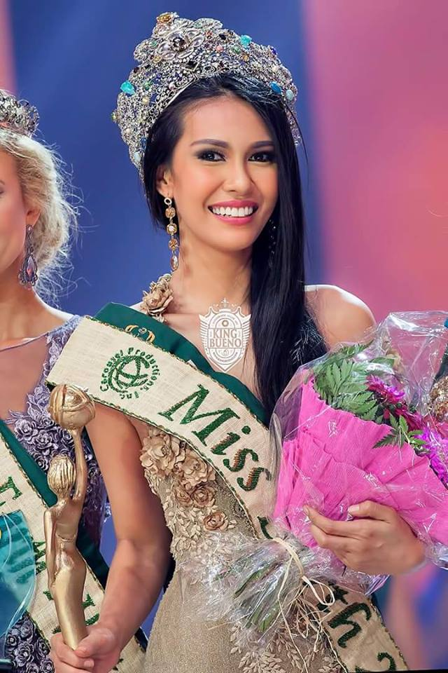 The Official Thread of MISS EARTH 2015 @ Angelia Ong- Philippines  12321111