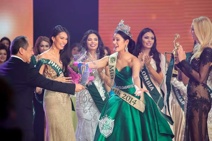 The Official Thread of MISS EARTH 2015 @ Angelia Ong- Philippines  12341311