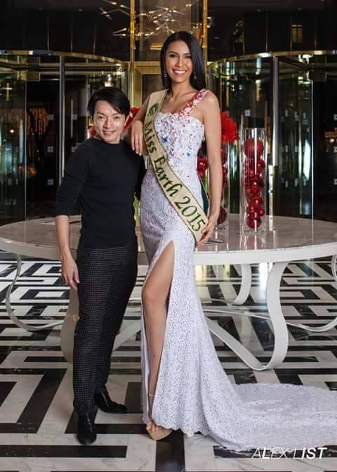The Official Thread of MISS EARTH 2015 @ Angelia Ong- Philippines  12342716