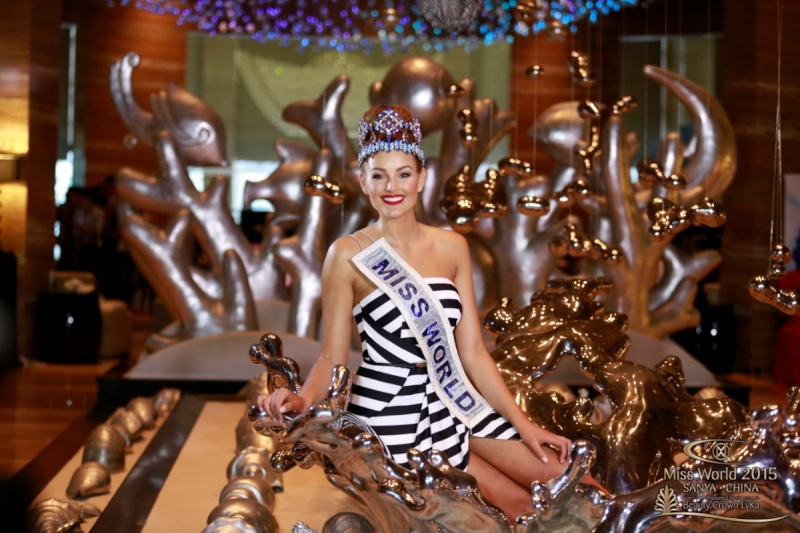 The Official Thread of Miss World 2014 ® Rolene Strauss- South Africa - Page 15 27111511