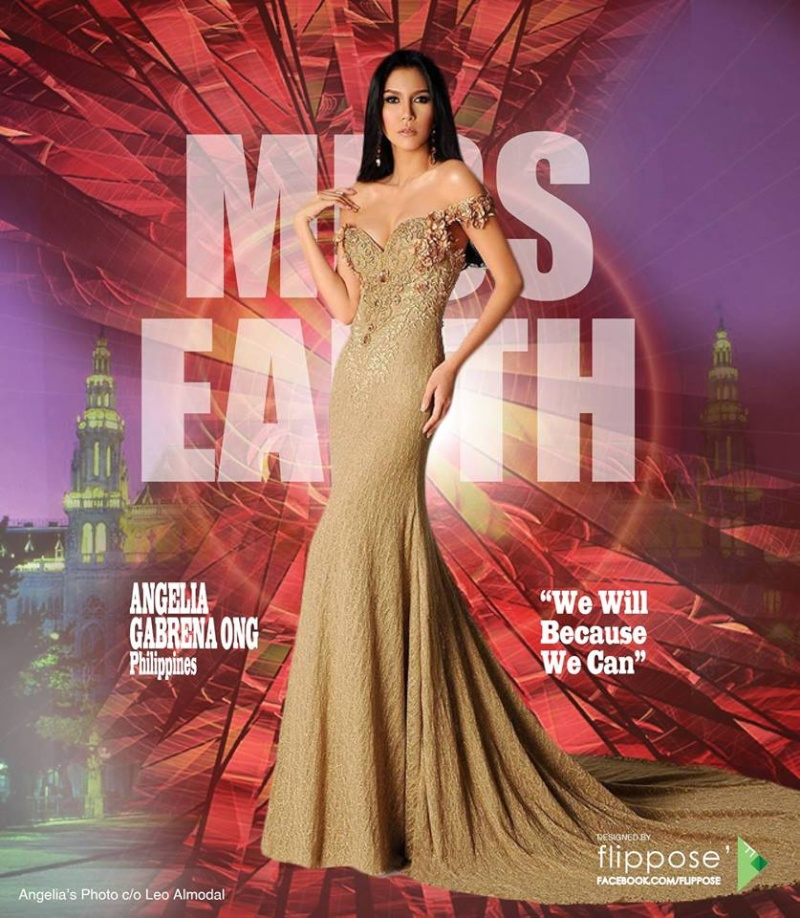 The Official Thread of MISS EARTH 2015 @ Angelia Ong- Philippines  53920910