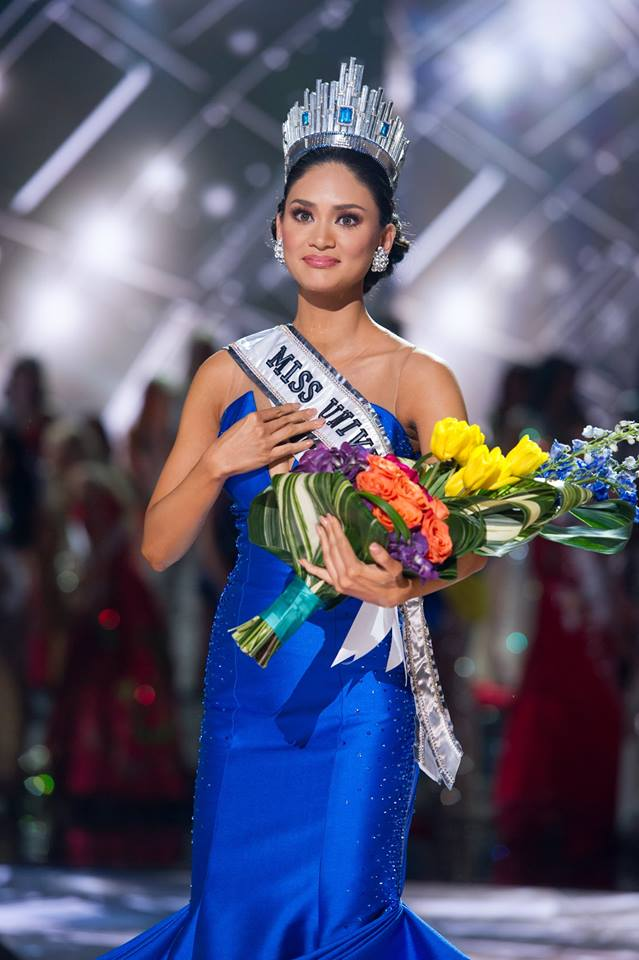 Pia Alonzo Wurtzbach- MISS UNIVERSE 2015- Official Thread - Page 2 94738110