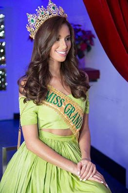 Anea García- MISS GRAND INTERNATIONAL 2015- RESIGNED - Page 2 96004910