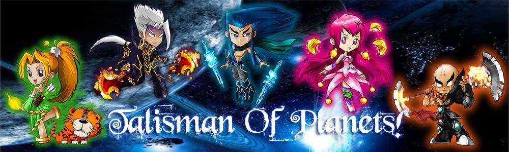 Talisman Of Planets Oficial Fórum!