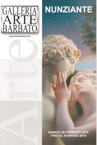 MOSTRA PERSONALE ALLA GALLERIA D'ARTE BARBATO (SA) - Pagina 3 Dep111