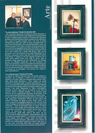 MOSTRA PERSONALE ALLA GALLERIA D'ARTE BARBATO (SA) - Pagina 3 Dep210