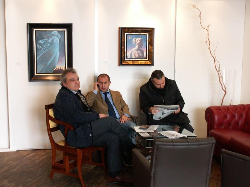 MOSTRA PERSONALE ALLA GALLERIA D'ARTE BARBATO (SA) - Pagina 3 Pict3511