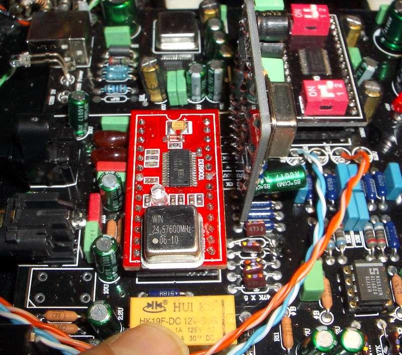 DAC Gigawork+DIR9001 Dir90011