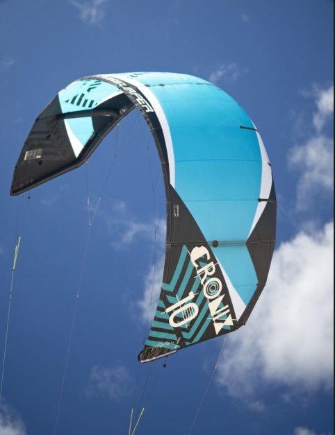 (Vendue) Flysurfer Cronix 10m complète ou nue  Captur15