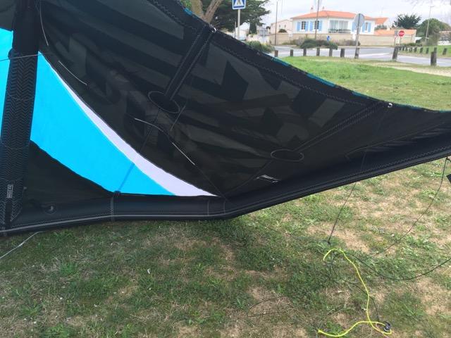 (Vendue) Flysurfer Cronix 10m complète ou nue  Img_1513
