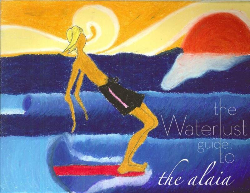 Alaia en light wind Waterl10