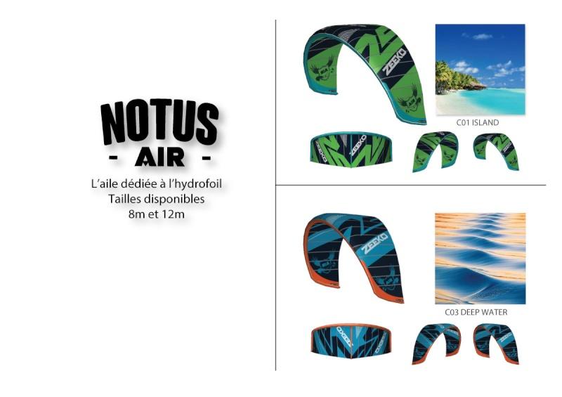 Notus AIR: kite 100% dédié au foil Zeeko_10
