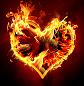 Vivre le feu du coeur