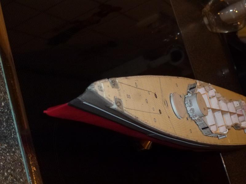 """""""Prinz Eugen"""" 1:200 von Hachette gebaut von Kurti - Seite 5 P1050610"""