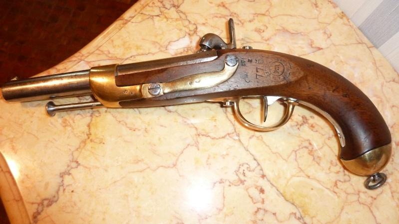 Voici mon nouveau pistolet 1822 T 00412