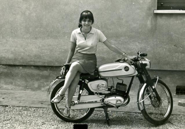 Avis Garelli Record 1970 2ms0sg10
