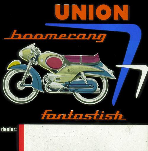 Cyclos Union Boomerang Nb92bu10