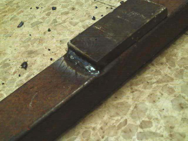 Soudage des aciers courants à l'arc electrique (baguette enrobée ). Soudur13
