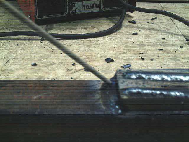 Soudage des aciers courants à l'arc electrique (baguette enrobée ). Soudur16